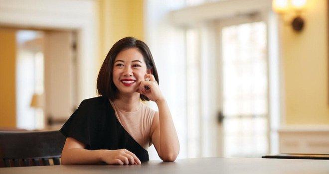 Yiqing Pocket Sun - đồng sáng lập 27 tuổi của quỹ đầu tư. Ảnh: SoGal.