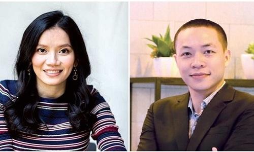 Đại diện startup trong Gương mặt trẻ Việt Nam tiêu biểu 2018