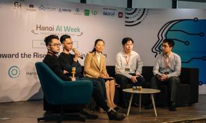 Chuỗi sự kiện về trí tuệ nhân tạo lần đầu tổ chức tại Việt Nam