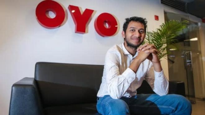 Ritesh Agarwal - nhà sáng lập chuỗi khách sạn Oyo. Ảnh: Akira Kodaka.