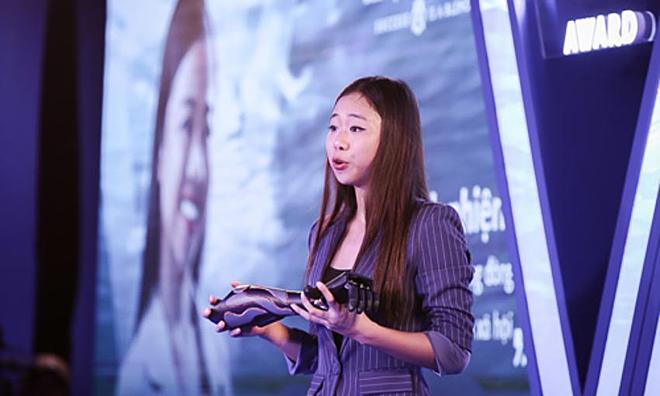 Trịnh Khánh Hạ - nhà sáng lập mô hình Vulcan Augmetics