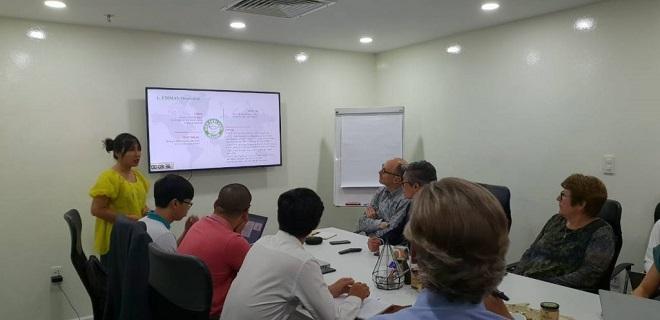 Các nhà đầu tư sẽ trải qua các khóa đào tạo, huấn luyện bởi đội ngũ chuyên gia giàu kinh nghiệm.