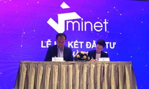 Vietnam Sillicon Valley đầu tư vào Minet Asia