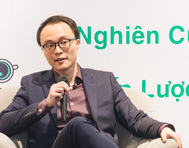 Ông Nguyễn Trung Hiếu - Giám đốc điều hành Viettonkin Finance khẳng định không thể bỏ qua giá trị của số liệu.