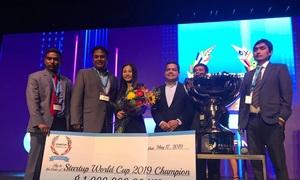 Startup về logistics Việt Nam giành giải cao nhất cuộc thi khởi nghiệp thế giới