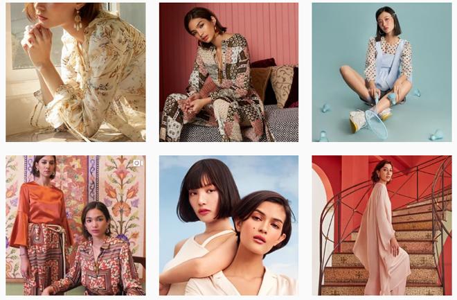 Các sản phẩm thời trang của công ty dành cho các đối tượng khác nhau ở từng quốc gia khác nhau
