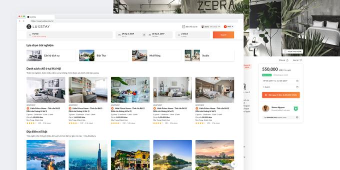 mô hình home-sharing mà Luxstay xây dựng sẽ còn phát triển mạnh trong tương lai