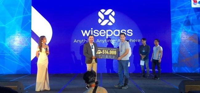 WisePass là một startup đem ứng dụng blockchain vào thế giới F&B.