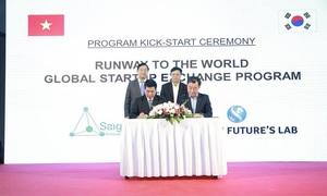 Startup Hàn tới Việt Nam tìm kiếm cơ hội hợp tác
