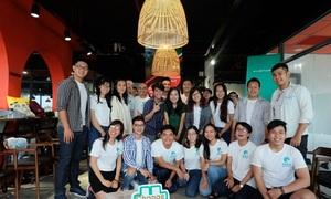 Startup Việt tìm hiểu về mô hình khởi nghiệp không rác thải