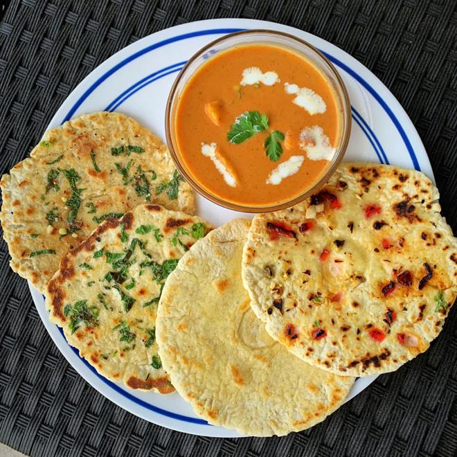 Bánh roti, món ăn truyền thống của người Ấn trên toàn cầu
