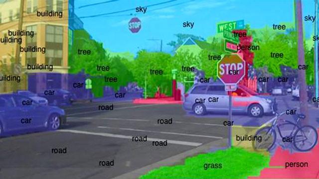 Cách thức máy tính nhận diện các hình ảnh. Nguồn:E-lab của đại học Purdue