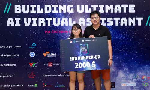 Chatbot gọi món vào chung kết Hackathon Vietnam AI Grand Challenge