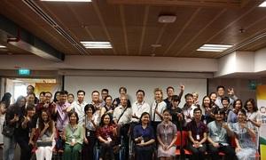 Cuộc thi khởi nghiệp tìm giải pháp hỗ trợ người khuyết tật khởi động