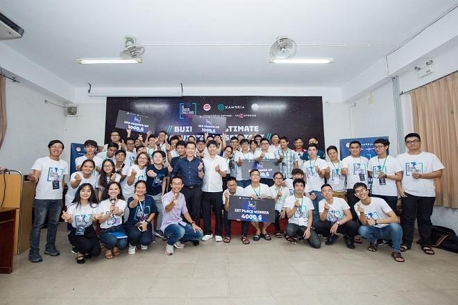cùng vào chung kết Hackathon Vietnam AI Grand Challenge