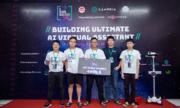 Tech Fam chiến thắng cuộc thi Hackathon khu vực miền Trung