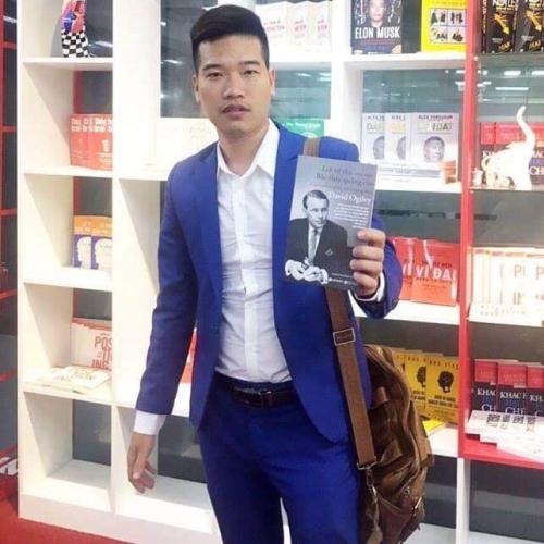 Anh Cao Mạnh Hiếu - Giám đốc Cty CP Truyền Thông và Công Nghệ Raothue