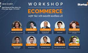 Cựu chuyên gia Amazon làm diễn giả trong chương trình Startup Việt