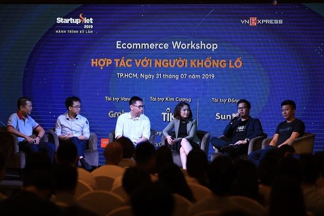 Nhiều đất cho startup hợp tác với những gã khổng lồ e-commerce - 3