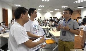 Chung kết Hackathon đi tìm ứng dụng AI made in Vietnam hàng đầu