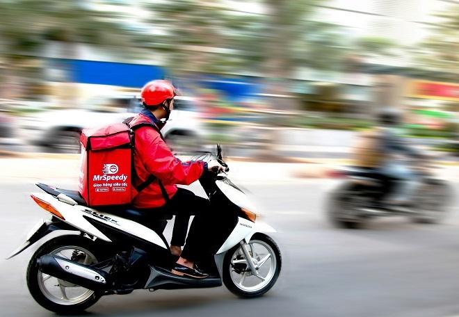 Ưu điểm của MrSpeedy là dịch vụ hẹn giờ và sắp xếp tài xế giao hàng cố định.