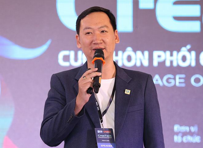 Ông Phạm Ngọc Duy Liêm - Giám đốc Dự án TikiLIVE tin livestream sẽ là xu hướng bán hàng mới của thương mại điện tử.
