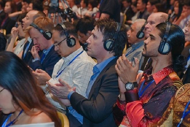Techfest Vietnam tại Mỹ dự kiến có sự tham gia của các nhà đầu tư, diễn giả, chuyên gia quốc tế uy tín trên thế giới. Ảnh: Techfest.