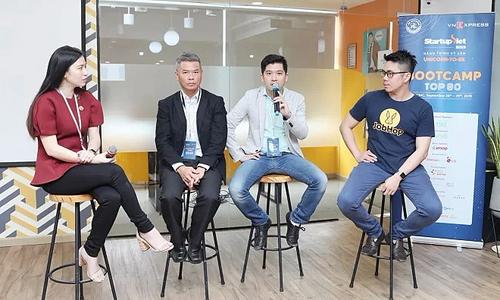 Startup Việt 2019 hướng dẫn các đội thi xuất ngoại