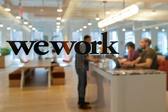SoftBank đàm phán đầu tư 7 tỷ USD để trở thành cổ đông của Wework.