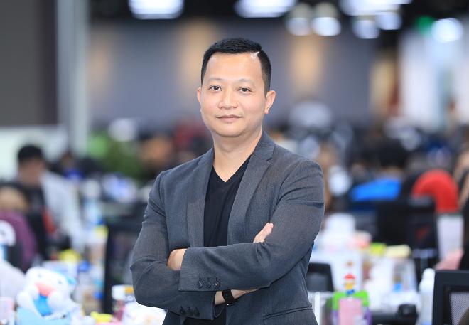 Sáng lập kiêm Chủ tịch HĐQT Tiki, Trần Ngọc Thái Sơn.