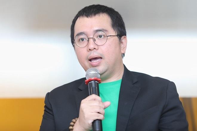Giám đốc Grab Financial Group Việt Nam trực tiếp gặp gỡ các đội thi của Startup Việt.