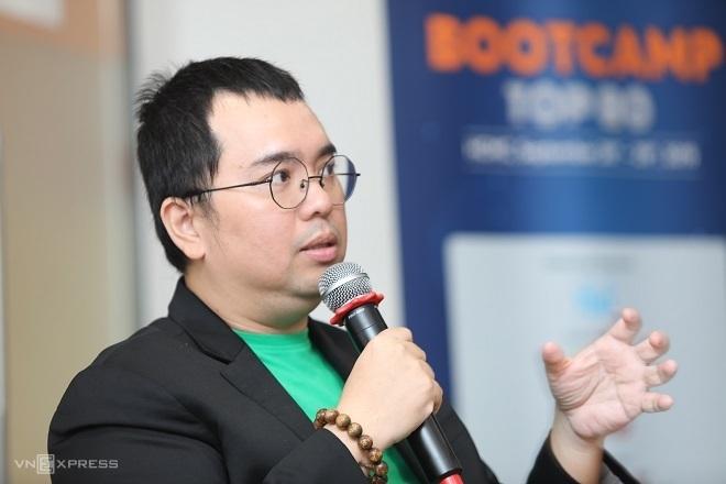Ông Nguyễn Tuấn Anh cũng nhắc startup lưu tâm câu chuyện lựa chọn thị trường, tìm kiếm đối tác điều hành phù hợp, tránh rơi vào biến động nhân sự.Khi đã có yếu tố con người thì mọi chuyện đều có thể giải quyết, đại diện Grab nhấn mạnh.