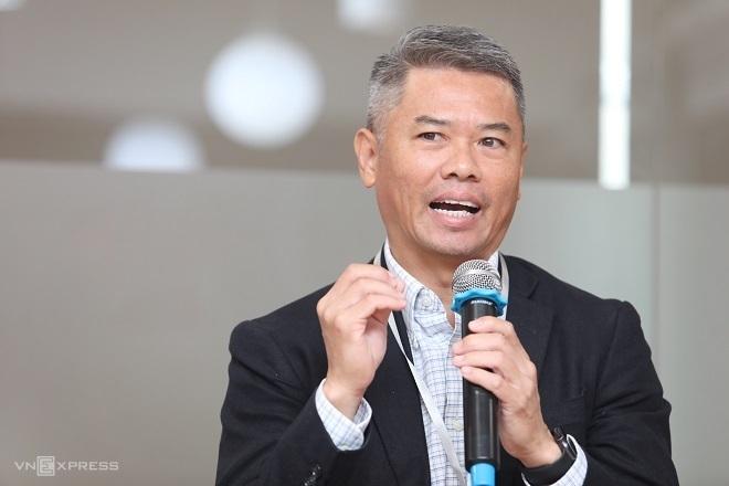 Ông David Lang với kinh nghiệm sáng lập nhiều startup tại Mỹ và hiện là nhà đầu tư thiên thần tại Việt Nam khuyên startup nên tập trung xây dựng sản phẩm dịch vụ tốt, đáp ứng đúng nhu cầu cấp thiết nhất của người dùng.