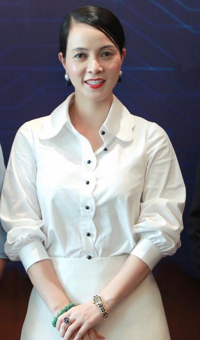 Bà Bùi Kim Thùy - Đại diện tại Việt Nam của Hội đồng Kinh doanh Hoa Kỳ - ASEAN (USABC).