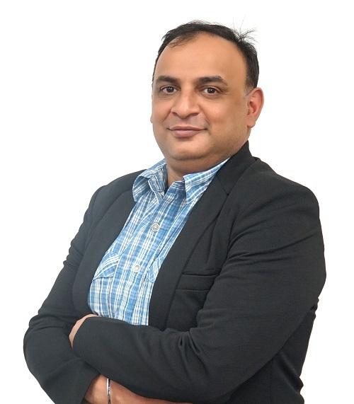 ông Vijay Talwar - Phó Tổng Giám đốc kênh bán lẻ Tiki.