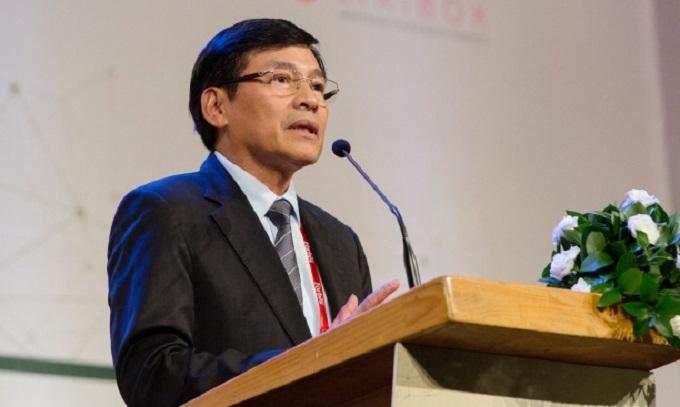 Ông Phạm Phú Ngọc Trai - Chủ tịch Công ty tư vấn kinh doanh Hội nhập toàn cầu (GIBC).