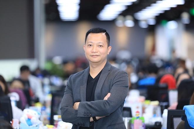 Sáng lập kiêm Chủ tịch HĐQT Tiki, Trần Ngọc Thái Sơn. Ảnh: Hữu Khoa.