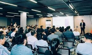 Trí tuệ nhân tạo 'phủ sóng' Rising X Startup Runaway Demo Day
