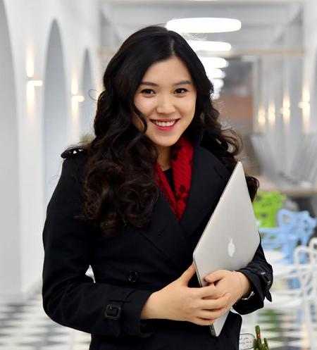 Bà Mai Lan Vân - Giám đốc Marketing VinID.