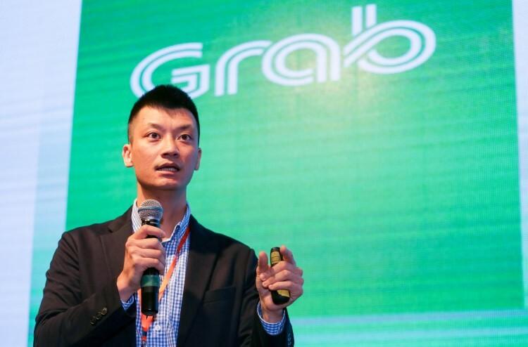 Ông Nguyễn Quốc Huy - Giám đốc Phát triển Kinh doanh Grab Việt Nam.