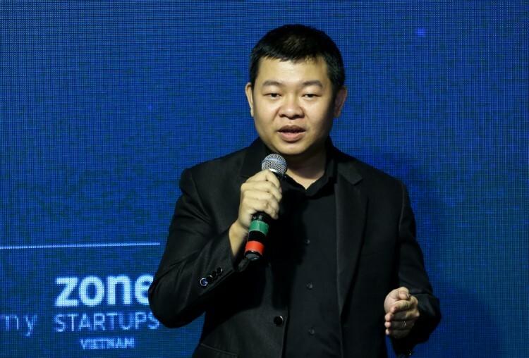 Ông Trương Gia Bảo - Giám đốc Marketing FPT Online phát biểu mở đầu hội thảo.