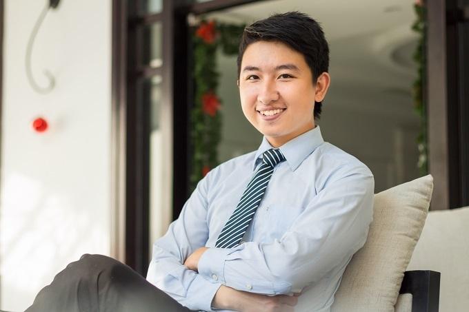 Sáng lập và CEO Liberzy - Trương Đức Thắng.