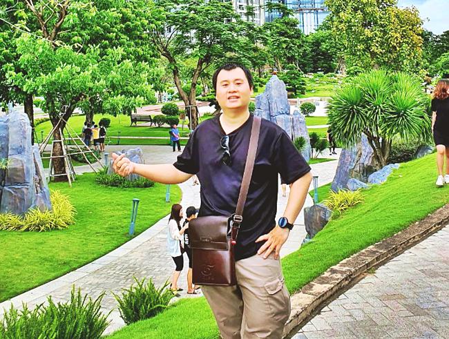 Anh Nguyễn Trí Minh - CEO NanoEco với 12 năm kinh nghiệm chế tạo kỹ thuật mong muốn tìm nhà đầu tư hợp tác bảo vệ môi trường thông qua công nghệ tái tạo năng lượng.