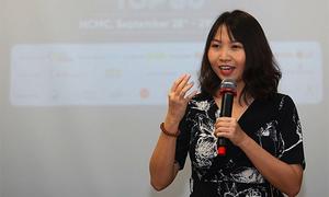 'Startup Việt đang có nhiều trợ lực phát triển'