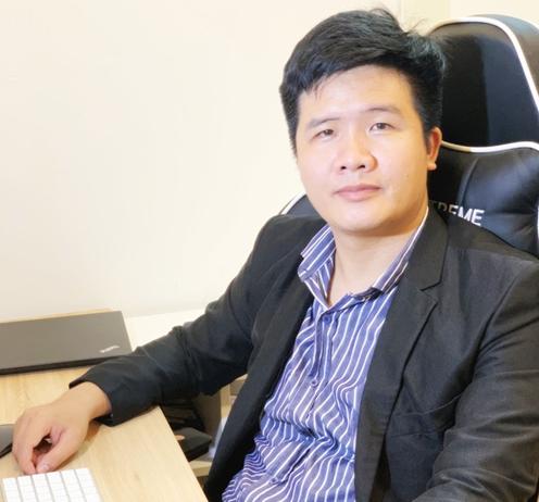Dương Tuấn Lực - CEO LTV.Coffee đã có hơn 8 năm kinh nghiệm trong lĩnh vực lập trình phần mềm, nắm trong tay đội ngũ hơn 10 ngườiquản lý chất lượng chuyên nghiệpfreelancer.