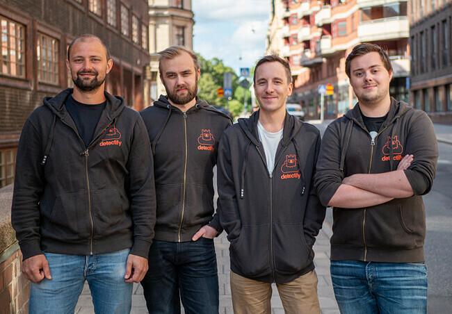 Detectify phát triển bởi nhóm hacker mũ trắng Thụy Điển.