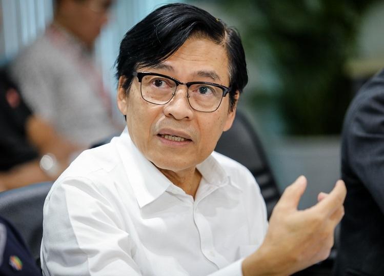 Ông Phạm Phú Ngọc Trai - Nhà sáng lập và Chủ tịch công ty Tư vấn Kinh doanh Hội nhập Toàn cầu (GIBC). Ảnh: Thành Nguyễn.