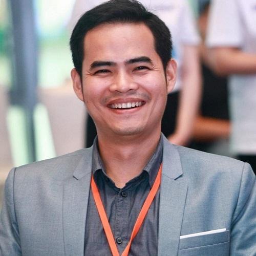 Ông Thắng Huỳnh - Đồng sáng lập và CEO của nhiều đơn vị như InnoLab Asia