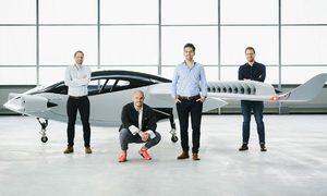 Startup phát triển dịch vụ taxi bay giá rẻ
