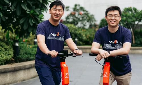 Startup cho thuê xe điện thông minh
